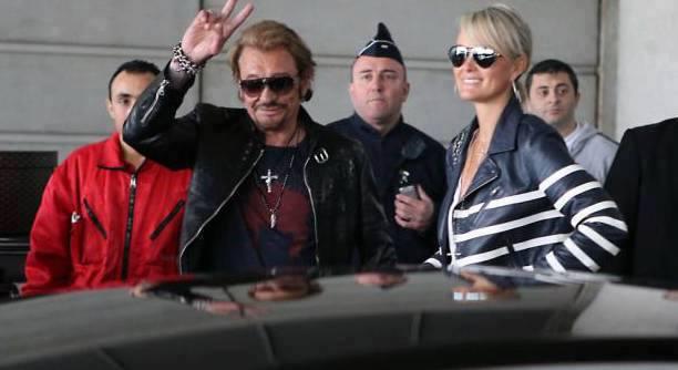 Retours à Paris pour Johnny 48751810