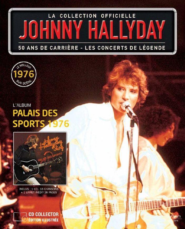 """N° 59 : """"Palais des Sports 1976"""" 93553910"""