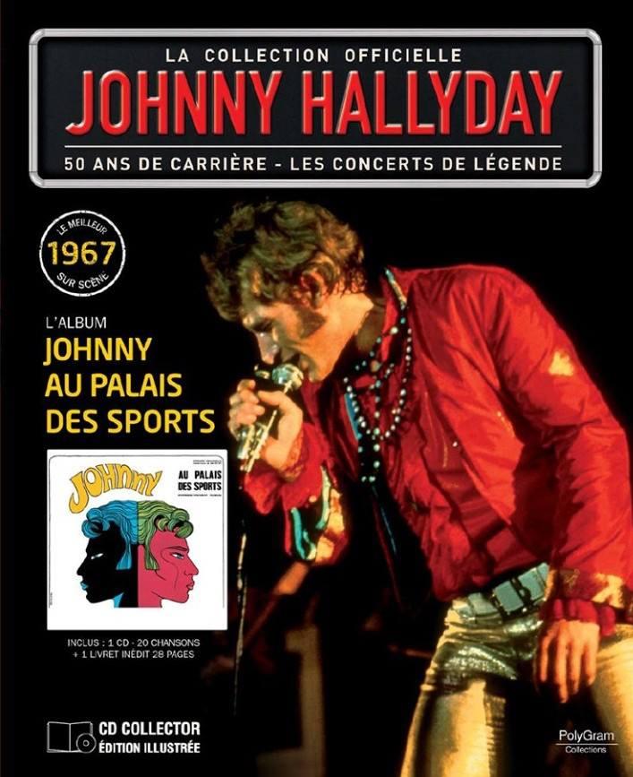 n° 62 JOHNNY au Palais des Sports - 1967 97212810