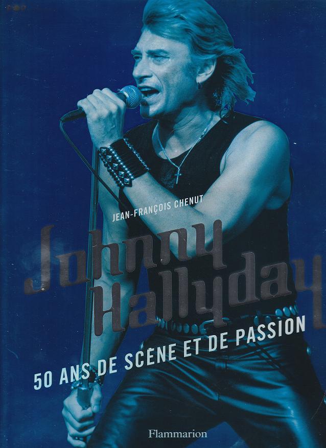 [livre]Johnny Hallyday 50 ans de scène et de passion Img_0569