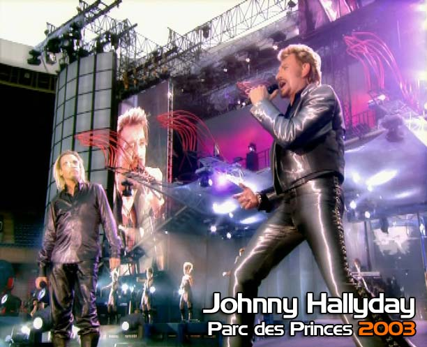 Parc des princes  2003 Johnny74
