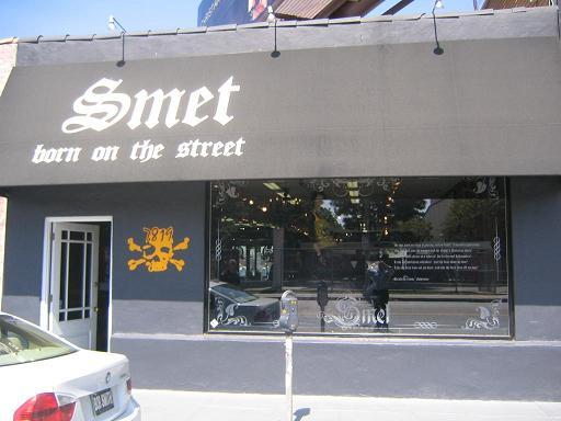 SMET STORE à Paris Smetus10