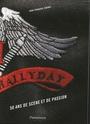 [livre]Johnny Hallyday 50 ans de scène et de passion Img_0577