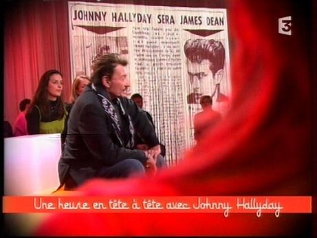 """[reportage] Emission """"Ce soir (où jamais)"""" 1heure avec Johnny Vlcsn384"""