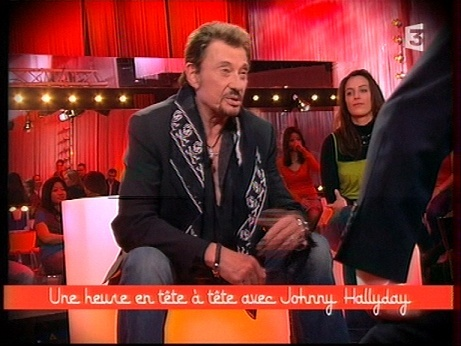 """[reportage] Emission """"Ce soir (où jamais)"""" 1heure avec Johnny Vlcsn396"""