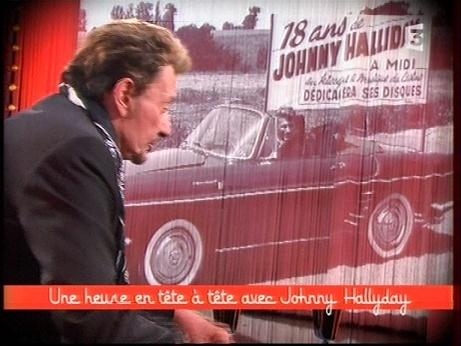 """[reportage] Emission """"Ce soir (où jamais)"""" 1heure avec Johnny Vlcsn402"""