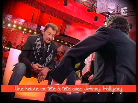 """[reportage] Emission """"Ce soir (où jamais)"""" 1heure avec Johnny Vlcsn409"""