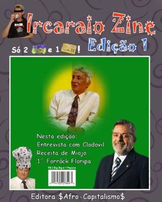Você se lembra da... Ircaraio Zine? Capa1111