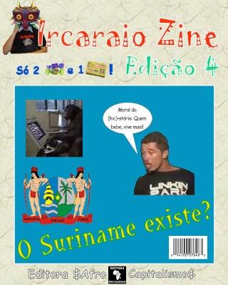 Você se lembra da... Ircaraio Zine? Capa4110