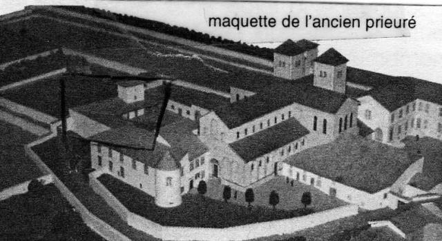 LA VIERGE MARIE A BOUXIERES AUX DAMES AU NORD DE NANCY EN LORRAINE-BERCEAU CAROLINGIENS-CAPETIENS après le FRANKENBOURG Chape145