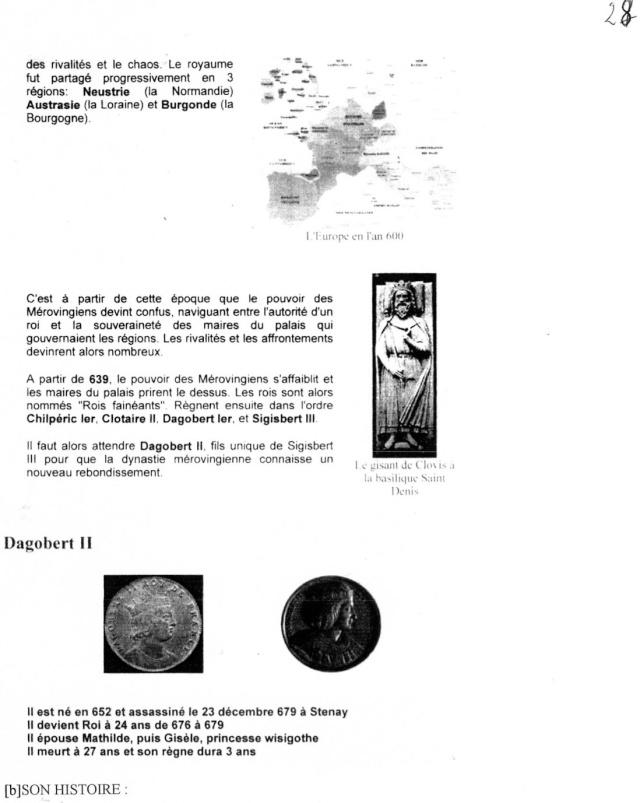 LA VIERGE MARIE A BOUXIERES AUX DAMES AU NORD DE NANCY EN LORRAINE-BERCEAU CAROLINGIENS-CAPETIENS après le FRANKENBOURG Dossie25