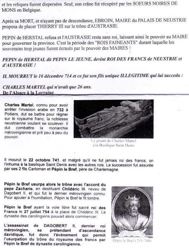 LA VIERGE MARIE A BOUXIERES AUX DAMES AU NORD DE NANCY EN LORRAINE-BERCEAU CAROLINGIENS-CAPETIENS après le FRANKENBOURG Dossie28