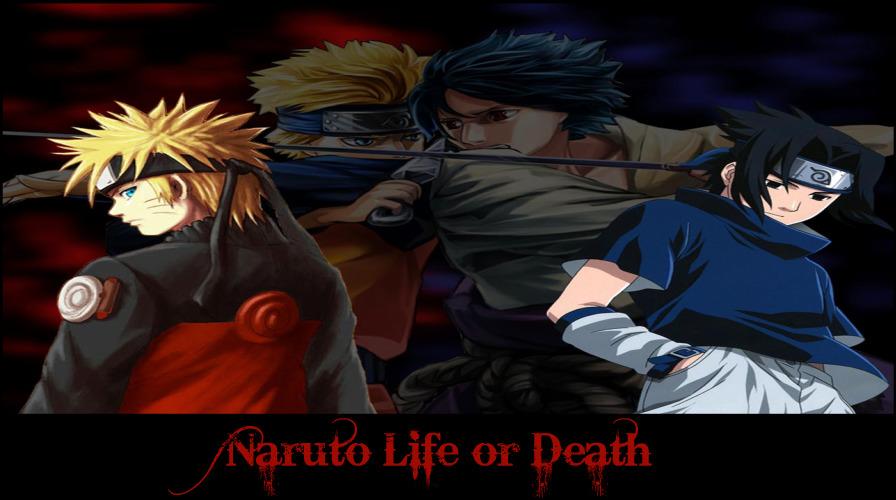 Naruto life or death