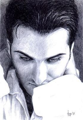 Tarkan drawing Ballad10