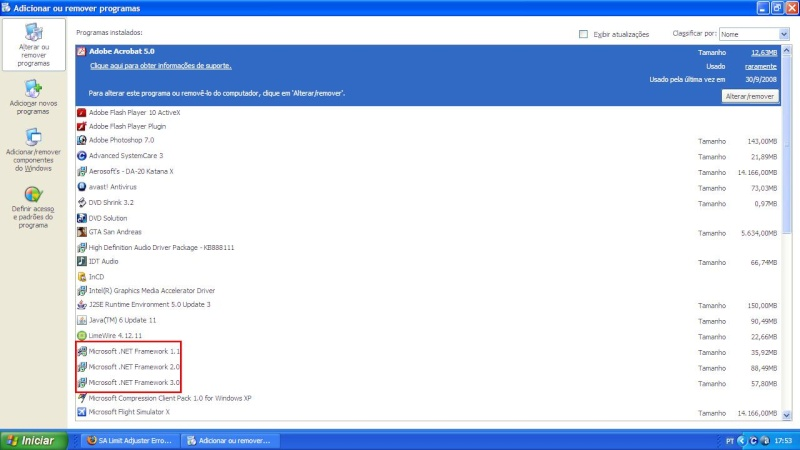 SA Limit Adjuster Error 112