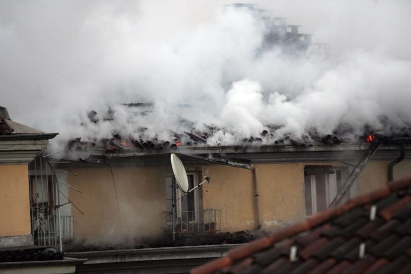incendio tetto 1310