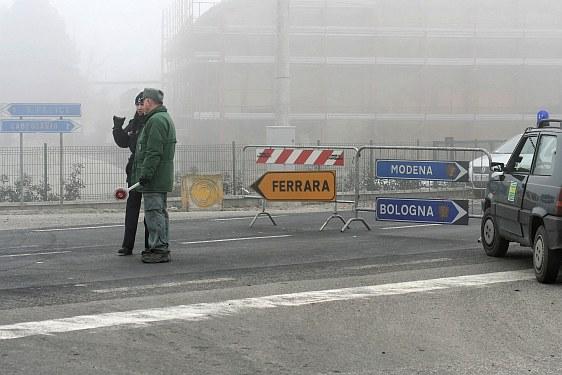 evaquazione paese per ritrovamento ordigno bellico (provincia di modena) Img_0310