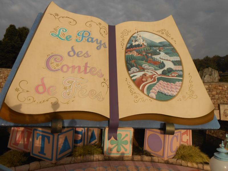 TR [Terminé - Episode 11 - The Final, posté] d'un séjour magique à Disneyland Paris - Sequoia Lodge - du 30/12/12 au 2/01/13  - Page 16 Dscn1242
