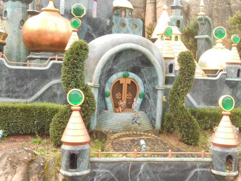 TR [Terminé - Episode 11 - The Final, posté] d'un séjour magique à Disneyland Paris - Sequoia Lodge - du 30/12/12 au 2/01/13  - Page 16 Dscn1250
