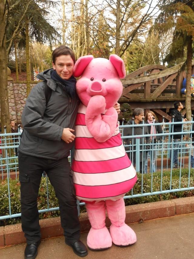 TR [Terminé - Episode 11 - The Final, posté] d'un séjour magique à Disneyland Paris - Sequoia Lodge - du 30/12/12 au 2/01/13  - Page 16 Dscn1252
