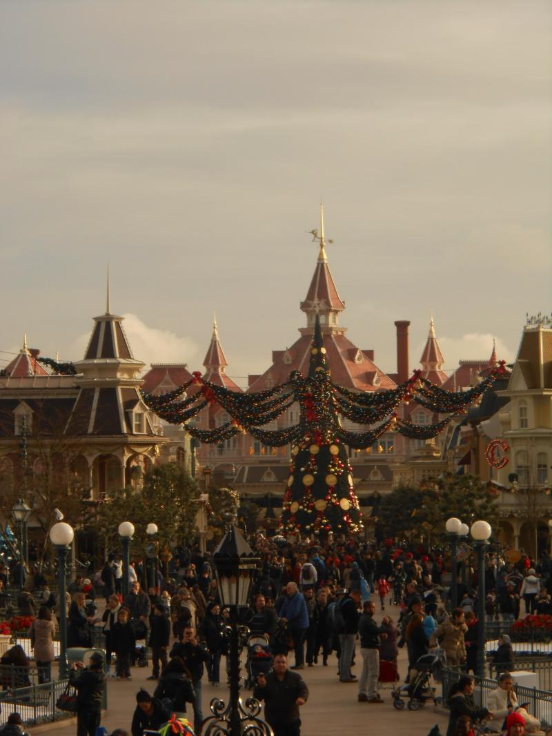 TR [Terminé - Episode 11 - The Final, posté] d'un séjour magique à Disneyland Paris - Sequoia Lodge - du 30/12/12 au 2/01/13  - Page 16 Dscn1254