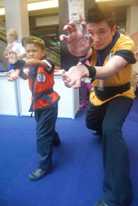 Shota Goku Cosplayer Gives Hope to Fans Db10