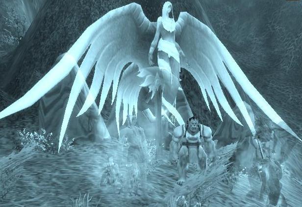 les photo du saut de l'ange. Cimeti10