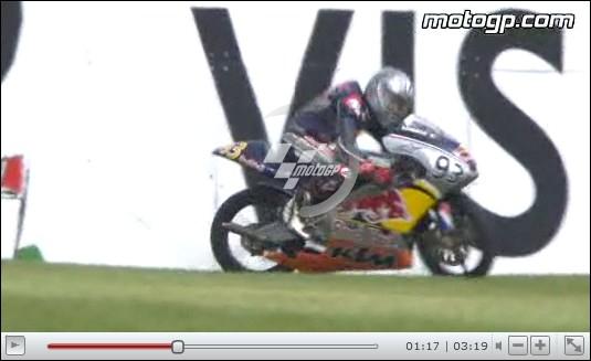 Red Bull #5 Donington Robin10