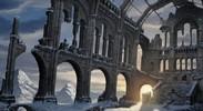Ruines gelées