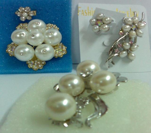 ..gelang kristal and mutiara.. Kerong11