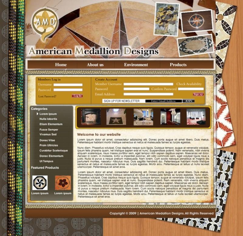 cutechay's web layout Amd_v310