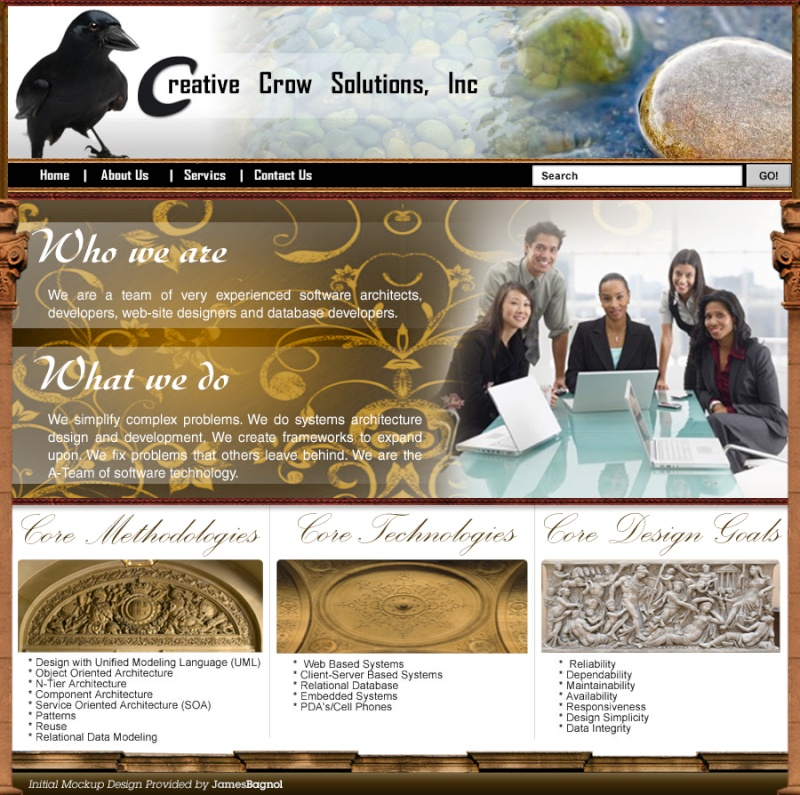 cutechay's new web layout For_cg11