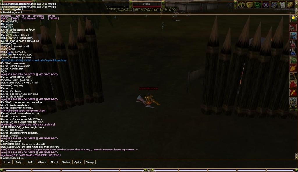 Eternal insult me after i killed him Shot_212