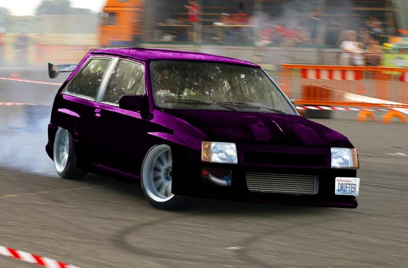Retapage Opel Corsa Gsi Bmw_e310