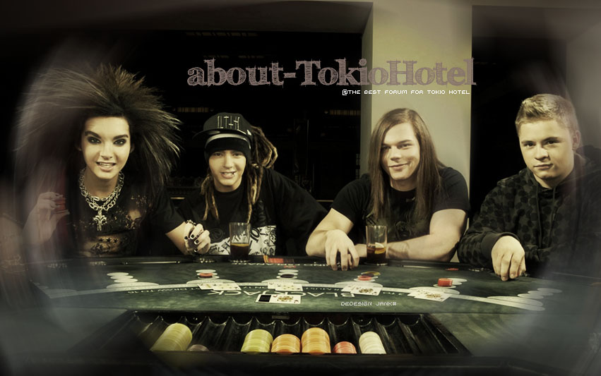 Only Just Tokio Hotel