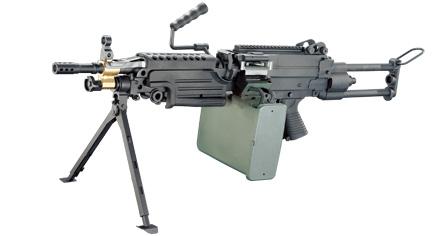 M249-PARA Metal Gear Box Electric Airsoft Gun