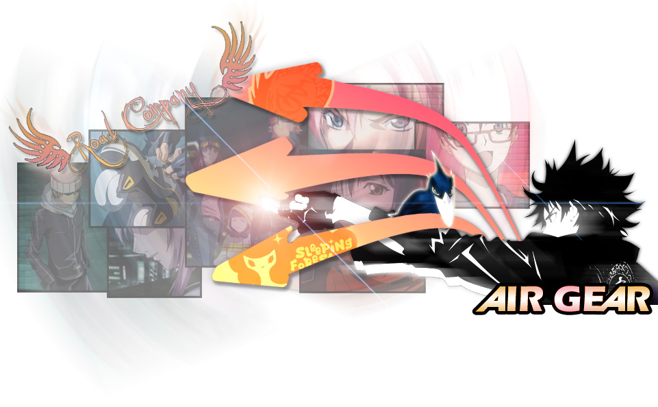 Air Gear Road Company