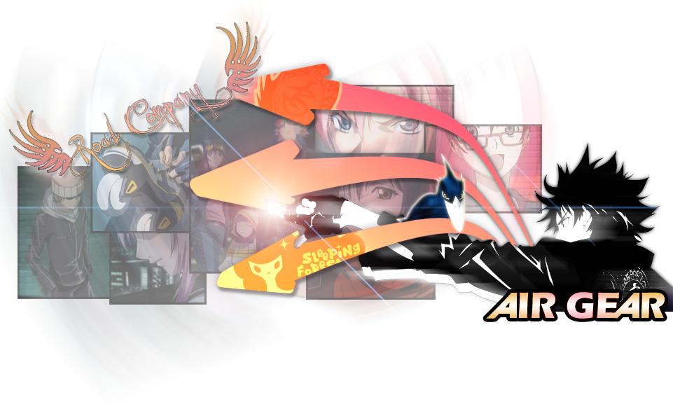 Air Gear Road Company