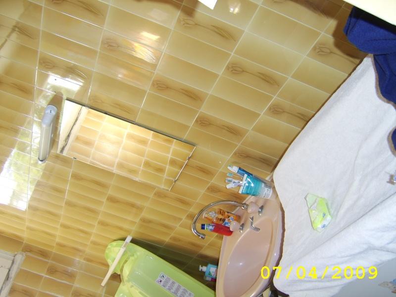 salle de bain à refaire entièrement !(photo p2) Sta70511