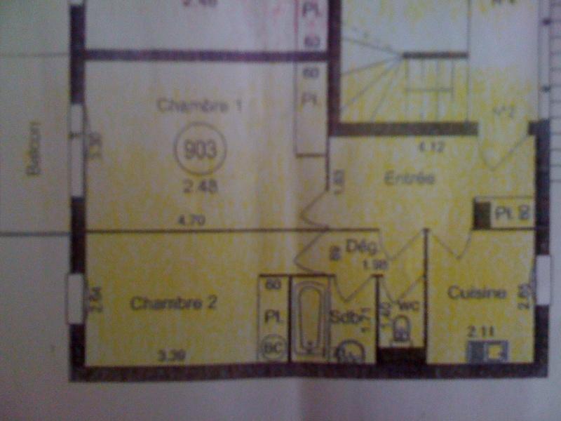refuseriez vous un appart avec porte wc donnant sur s jour. Black Bedroom Furniture Sets. Home Design Ideas