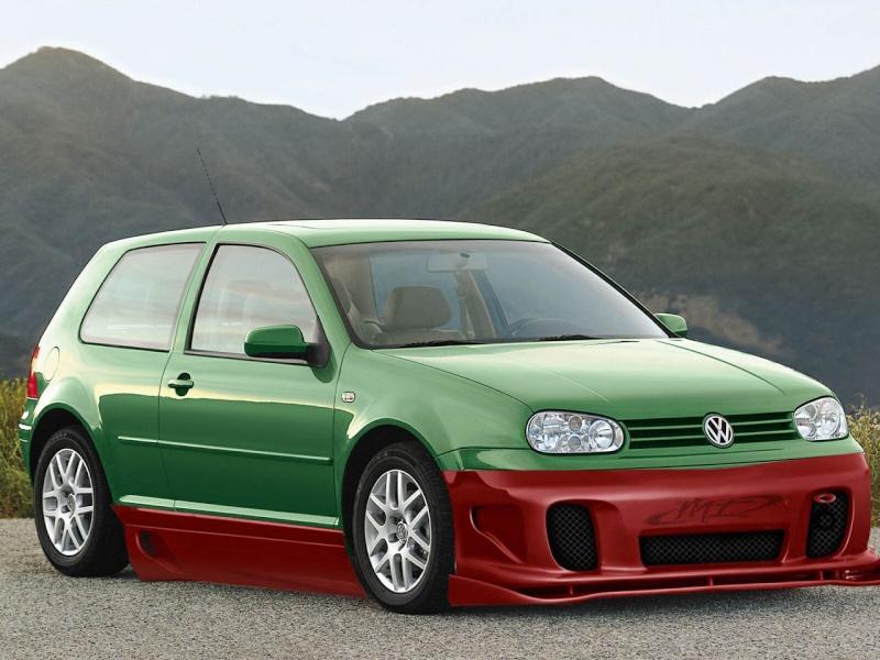 ma deusieme voiture tuné golf4 Copied17