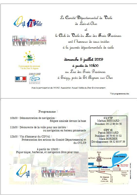 Journée du CDV 41 au CVL3P à Seigy le Dimanche 5 Juillet 2009 Invit_10