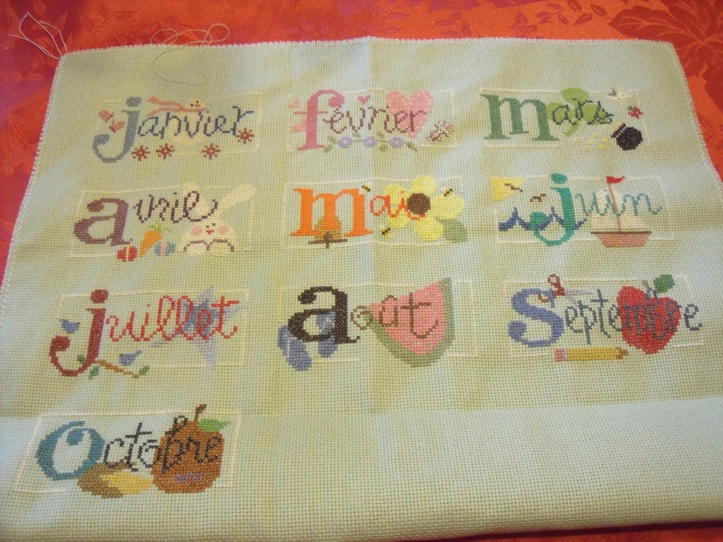 calendrier de lizzie kate ( en français) Dscf2215