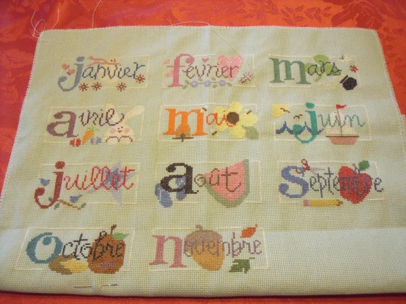 calendrier de lizzie kate ( en français) Dscf2218