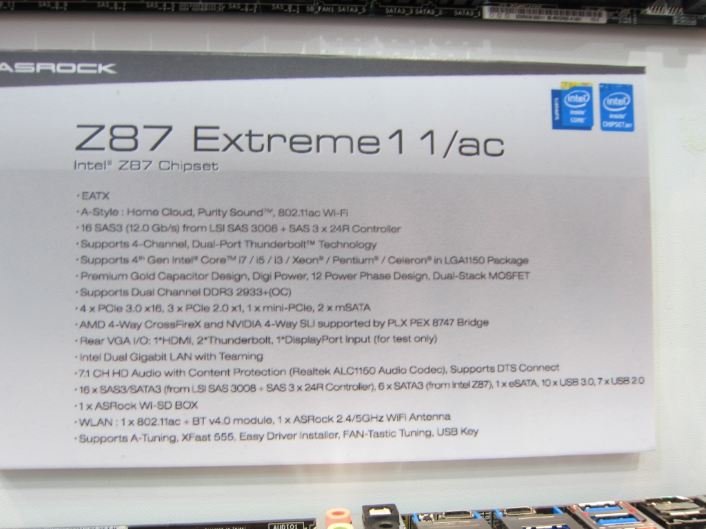 Une autre Bombe chez Asrock la Z87 Extreme11/ac ! Img_2612