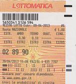 GChiaramida Premium: - TERNOVANTA - AMBO SECCO O IN TERZINA 67-90 SU PALERMO (23/7) 2-89-910