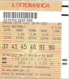 GChiaramida Premium: - TERNOVANTA - AMBO SECCO O IN TERZINA 67-90 SU PALERMO (23/7) 374610