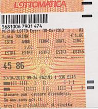 GChiaramida Premium: - TERNOVANTA - AMBO SECCO O IN TERZINA 67-90 SU PALERMO (23/7) 45-8610