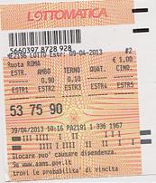 GChiaramida Premium: - TERNOVANTA - AMBO SECCO O IN TERZINA 67-90 SU PALERMO (23/7) 53759010