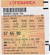 GChiaramida Premium: - TERNOVANTA - AMBO SECCO O IN TERZINA 67-90 SU PALERMO (23/7) 57669010